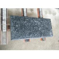 China Indoor Natural Stone Tile Blue Pearl Granite Flooring Building Project Application wholesale
