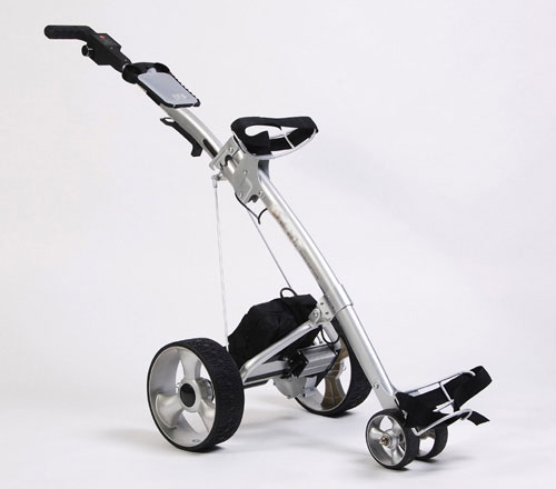 Quality 106E shark golf trolley for sale