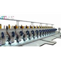 China Industrial Computerised multi needle sequin embroidery machine for fabric on sale