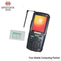 Buy cheap WM CE 6 Portable Industrial PDA HF RFID Reader 13.56MHz ISO 1443A/B ISO 15693 from wholesalers