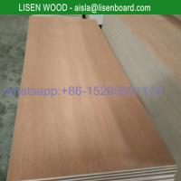 China okoume plywood furniture grade, smoothy E1 E0 Plywood on sale