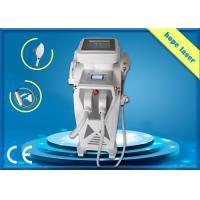 E - light + rf + nd yag / shr IPL Hair Removal Machine multi function