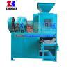 China Zhengke brand top quality manganese ore powder briquette machine wholesale