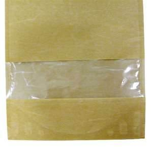 Quality Laminated material shock resistance poly paper bag widely used paper plastic valve bags for sale