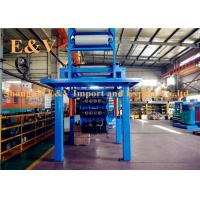 China 4000T 16mm  copper rod upcasting machine with 300 type furnace wholesale