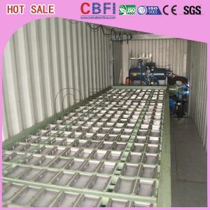 Buy cheap 1 | bloc de glace industriel de récipient quotidien de capacité de la TA 12 faisant la machine pour des supermarchés from wholesalers
