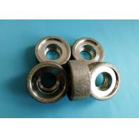 China Concave Electroplated Diamond Grinding Wheels CBN For Carbide ISO9001 Certified wholesale