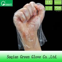Household Medical Gloves Disposable Hand Gloves Working Stretch Polymer PE
