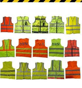 China high visibility safety vest on sale
