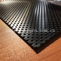 China Commercial rubber mats assorted colors and textures on top ROHS/SGS wholesale