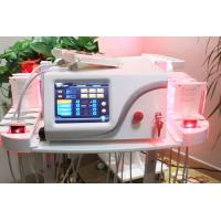 China 650nm / 980nm Dual Wave Lipo Laser Slimming Machine For Weight Loss wholesale