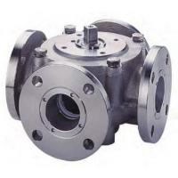 China 2062 Type Stainless Steel Ball Valve Flanged End 5 Way 150LB Pressure wholesale