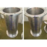 China Drilled Type Pressure Screen Basket With Hard Chrome Coating For Pulp / Paper wholesale