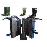 China 800 Kg 1/2 color Plastic PVC Rain Boot Mould Shoe Sole Mold For Safety Boot Mold Maker wholesale