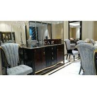China Antique Dining Room Furniture Retro Wooden Sideboard wholesale