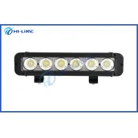 China Easy Installation 60W 10.9 inch Offroad LED Light Bars SUV Truck Car driving led lighting wholesale