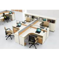 China Anti - Dirty School And Office Furniture Partitions , 6 Person Office Desk wholesale