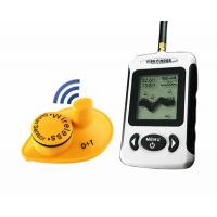 China 2.4GHz Wireless LCD Screen Bait Boat Fish Finder GPS HYZ-842G 300-500M wholesale