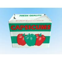 China Best Designed And Best Quality Corrugated Carton Box For Vegetable And Fruits wholesale