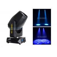 Buy cheap Lower Power Comsumption Dj Moving Head Light 350 Watt 10 - 35 Degree Linear from wholesalers
