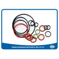 China Rubber Mechanical Seal O Ring Viton / NBR / EPDM Various Colors Available wholesale