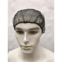Custom Disposable Head Cap For Food Industry Honeycomb Type 18-24 Size