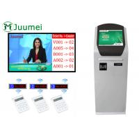 China Bank Queue Management System Queue System Ticket Dispenser Multi Counters wholesale