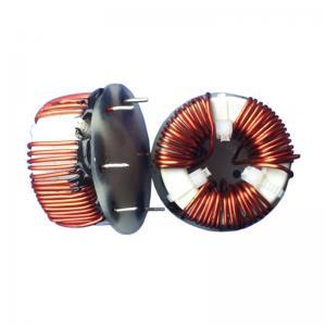 China PZ-TCL331H/V Series toroidal Three-phase common mode power line choke Nanocrystalline or manganese-zinc magnetic core on sale
