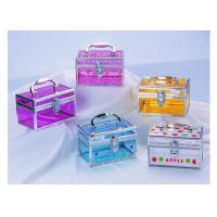 China Transparent Beauty Cosmetic boxes XJ-2K209, /decorative cosmetic box /cosmetic storage box /cosmetic organizer boxes /cosmetic tool box /cosmetic cases and boxes wholesale