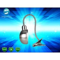 China LED Desk Lamp Good Heat Sink Flexible Clip LED Light Table Lamp with 1.5m Length Cable wholesale