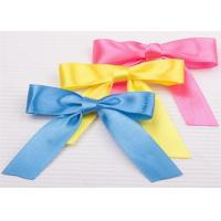 China Girls Bow Tie Ribbon wholesale