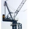 China Construction Tower Crane Luffing Tower Crane , Jib Length 40m wholesale