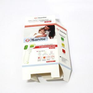 China Printed Logo Foldable Cardboard Counter Display Boxes wholesale