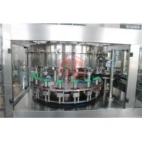China High Speed Automatic Water Filling System / Pet Bottle Filling Machine on sale