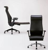 China office recliner leather chair wholesale