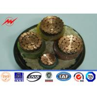 China 0.3kv-35kv Medium Voltage House Wiring Copper Cable PE.PVC/XLPE Insulated wholesale