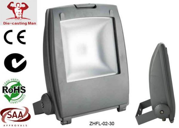 Quality 30W Energy Saving Outdoor LED Flood Light Bulbs , Waterproof Outside LED Floodlights for sale