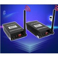 China Hottest COFDM 2.4 Ghz Video Transmitter and Receiver for Wireless Communications wholesale