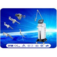China Portable Beauty Therapy Equipment / Medical Fractional Co2 Laser Stretch Marks wholesale