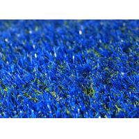 China Outdoor Decorative Coloured Artificial Grass Fake Turf Ror Roofing / Flooring wholesale