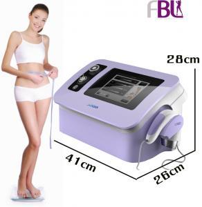 China Body Shaping Bipolar, Tripolar 5MHZ RF Cavitation Slimming Machine With Break Up Lipocyte wholesale