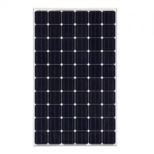 China Black Frames Transparent Solar Panels wholesale