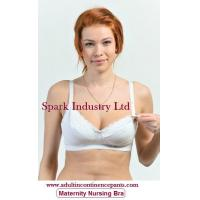 China Soft Seamless Maternity Belly Bands , Fabric Nursing Bra For Pregnancy wholesale