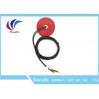 China Electronics External Auto GPS Antenna 3M Glue Built - In Active Amplifier wholesale