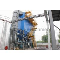 Bag Filter Housing Dust Collector Up to 30mg Gas Dust Treatment Solution