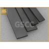 China Custom Made Tungsten Carbide Square Bar , Heat Stability Tungsten Flat Bar wholesale