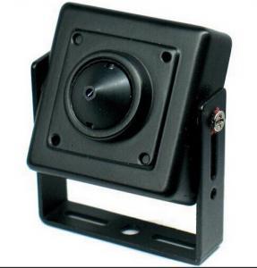 Motion 3.7mm pinhole lens AHD hidden camera,mini 720P AHD cctv camera