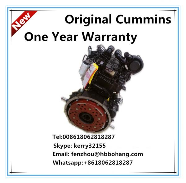 Quality 170Ps Cummins truck diesel engine for sale