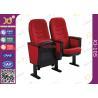 China Asiento doblado del teatro del auditorio, sillas apilables plásticas del auditorio de la iglesia wholesale