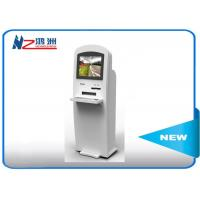 China Windows system Self Service Check In Kiosk SDK  with thermal printer on sale